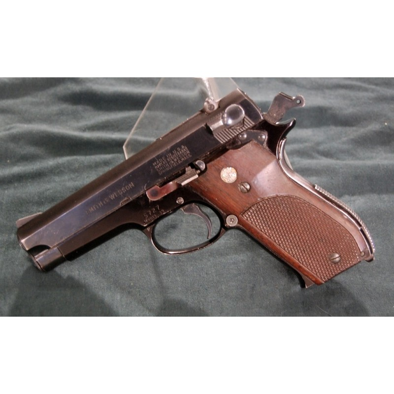 SMITH&WESSON Mod. 39 cal.9mm .CTG